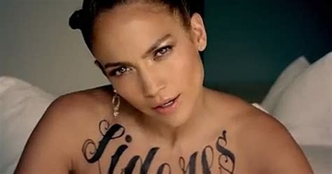 Chatter Busy Jennifer Lopez Tattoos