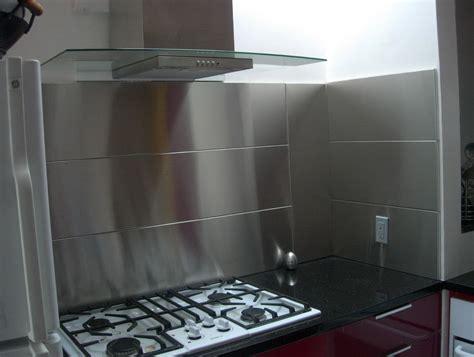 kitchen backsplash sheets stainless steel backsplash gallery of stainless steel