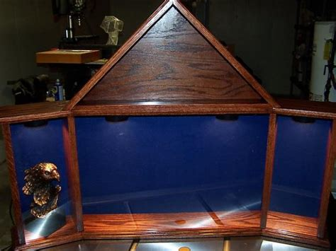 wood military shadow box woodworking plans blueprints