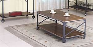 wholesale interiors baxton studio greyson vintage With cheap industrial coffee table