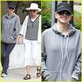 Anna Faris: Hollywood Stroll with Mother Karen! | Anna ...
