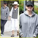 Anna Faris: Hollywood Stroll with Mother Karen!   Anna ...