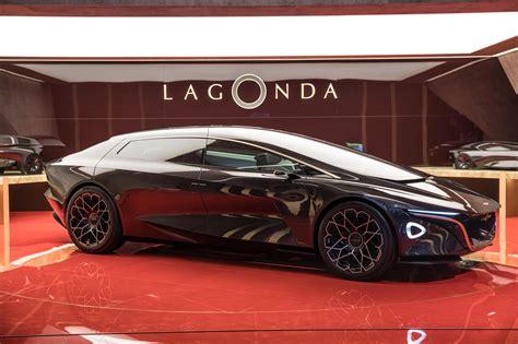 Aston Martin's Lagonda Vision Concept teases an all ...