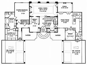 5 impressive mansion blueprints interior design inspiration With plan maison de maitre