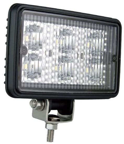 Led Arbeitsscheinwerfer F 252 R 12v Und 24v Fahrzeugen Anhaenger Beleuchtung