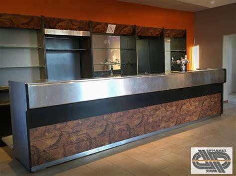 comptoir de bar moderne 4m60 occasion vendu