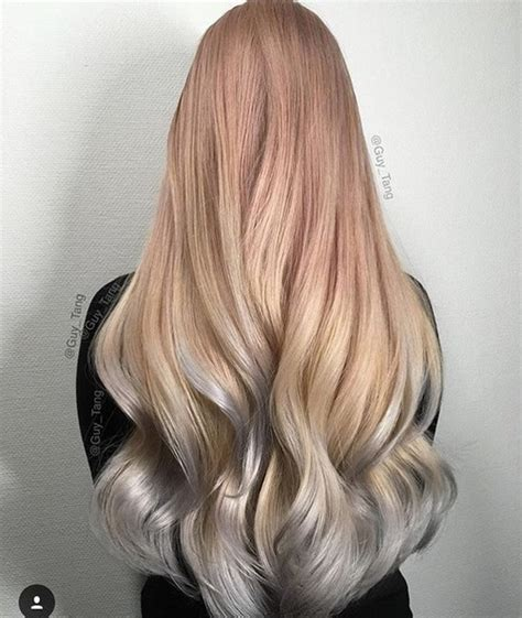 25 amazing two tone hair styles trendy hair color ideas