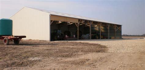 hangar bois occasion hangar de stockage agricole