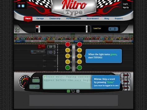 Desert Typing Racer,