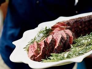 garlicky grilled beef tenderloin with herbs recipe jeri