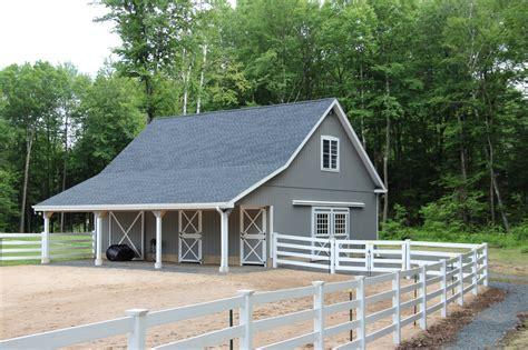 horse barns 36 ct barn 28 newport custom shed stables granby north yard row ma thebarnyardstore riding