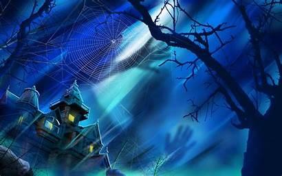 Halloween Desktop Night Wallpapers Latoro Select Save