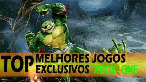 Top Melhores Jogos Exclusivos de Xbox ONE - YouTube