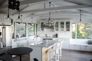white kitchen island vaulted ceilings 101 history pros cons and inspirational exles