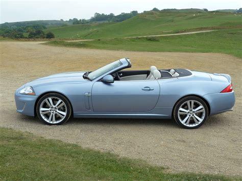 Jaguar Xk Convertible (2006  2014) Photos Parkers