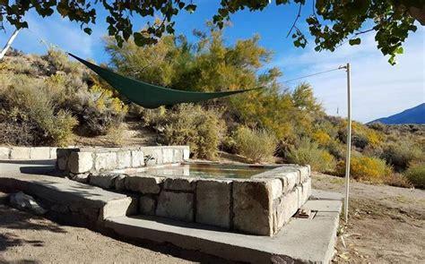 benton hot springs  hidden gem  californias eastern sierra
