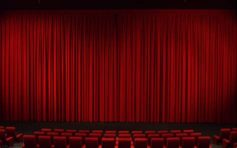 Theatre Drape by Theater Curtains Clip