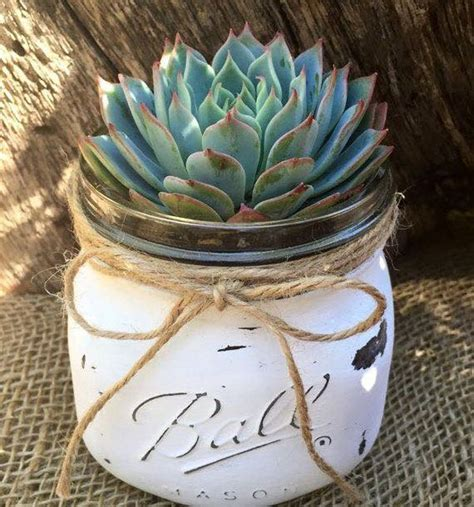 diy mason jars flower pots home design garden