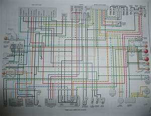 900rr Wiring Diagrams - Honda Motorcycles