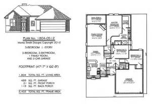 3 bedroom 3 bath house plans 1701 2200 sq 3 bedroom house plans