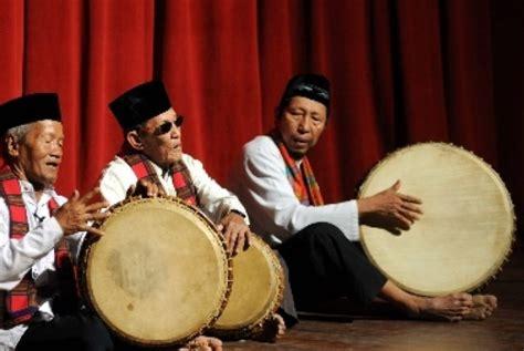 50 alat musik tradisional indonesia beserta asal daerahnya. Rebana, Alat Musik Tradisional Melayu