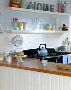 Deco Cuisine Bois : pourquoi choisir une cuisine avec plan de travail bois ~ Melissatoandfro.com Idées de Décoration