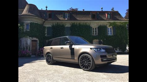 range rover vogue    sdv td suv test review