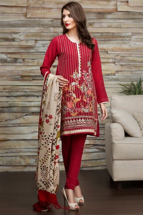 latest khaadi winter wear collection  stylo planet
