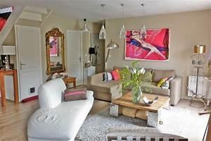 Salon Beige. salon beige arts et voyages. le canap beige meuble ...