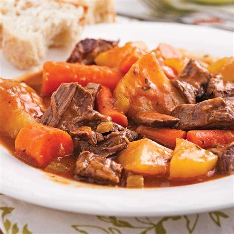 cuisine des legumes mijoté de boeuf aux légumes recettes cuisine et