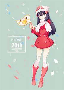 makaroll's — Pokemon 20th Anniversary! A day late! (Or 2 in...