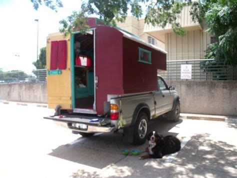 Toyota Truck Bed Micro Camper 6 Custom Built Truck Bed