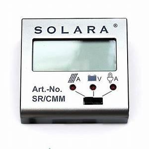 Régulateur Pour Panneau Solaire : panneau de contr le pour r gulateur solaire sr135tl ~ Medecine-chirurgie-esthetiques.com Avis de Voitures