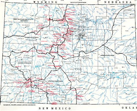 map  colorado map  africa