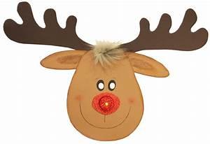 Elch Basteln Vorlage : bastelvorlagen weihnachten kostenlos rentier basteln ~ Lizthompson.info Haus und Dekorationen