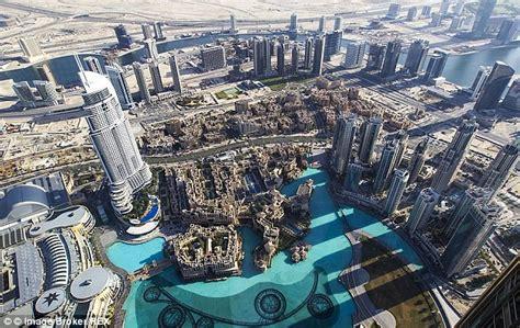 Heartbroken Woman Leaps To Her Death From The Burj Khalifa