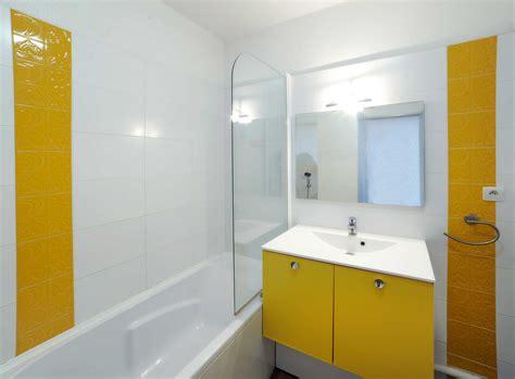 salle de bain studio galerie r 233 sidence albatros