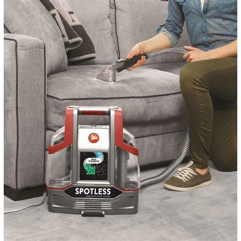 Held Carpet And Upholstery Cleaner by Spotless Portable Carpet Upholstery Cleaner Fh11300