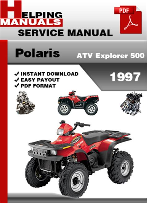 Polaris Atv Explorer Service Repair Manual