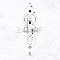 tatouage géométrique homme 73 meilleures images du tableau alchemy occult et drawings