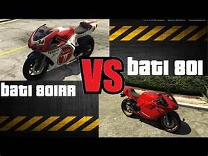 GTA 5: bati 801 VS bati 801RR (comparison)-Xilfy.com