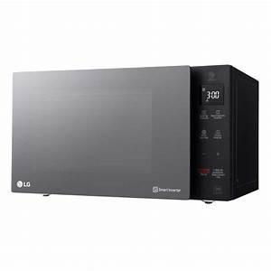 Horno Microondas Lg Ms1536gir Neochef Smart Inverter