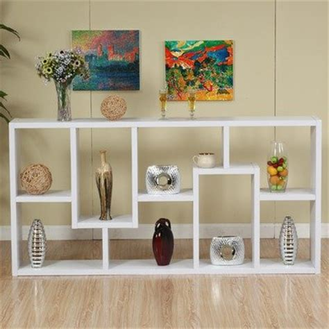 Cheap White Bookcases by Buy Cheap Masima Unique Bookcase Display Cabinet In