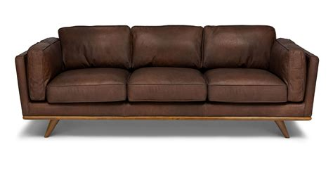Apartment Therapy Leather Sofa by Reviewed The Most Comfortable Sofas At Article Paint