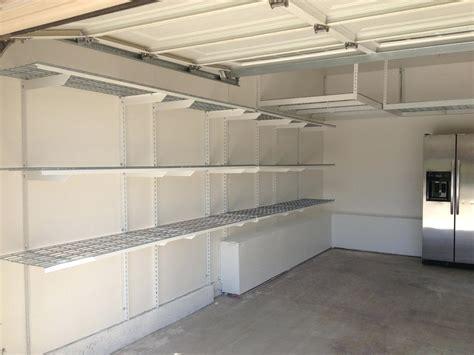 Garage Wall Shelving Systems