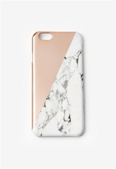 iphone 5s motif 1 gold metallic marble mix iphone 6 missguided