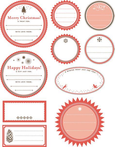 printable gift tag templates print  gift wrapping tags