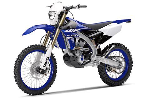 2018 Yamaha Wr450f First Look