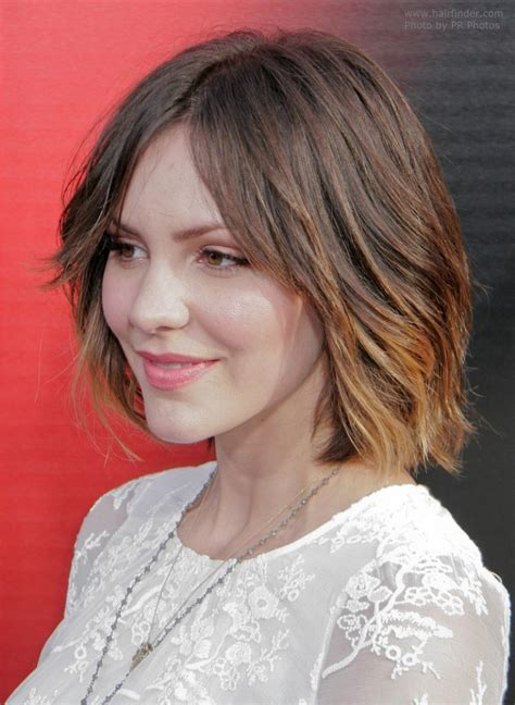 Katharine McPhee   Laid back medium length <a href=