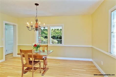 Kitchen Colors With Chair Rail by Dining Room Paint Ideas With Chair Rail Images